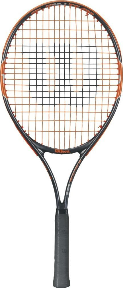 Теннисная ракетка Wilson Burn Team 25, детская теннисная ракетка prince t361 o3 tour os