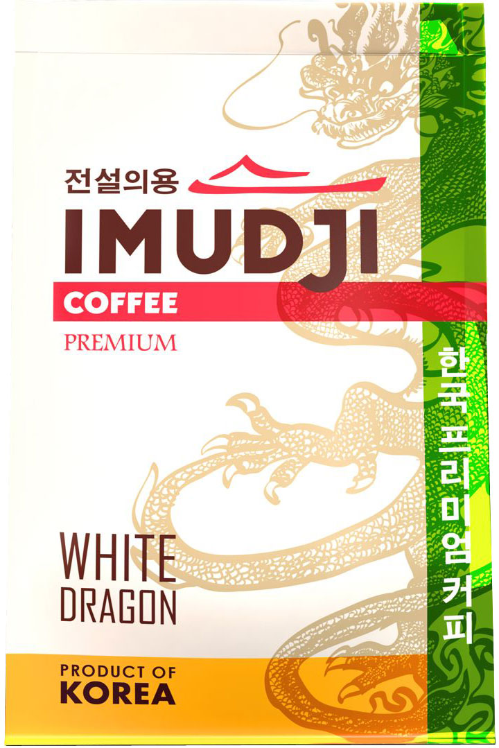 Imudji White Dragon кофе растворимый, 100 г mosquitoland