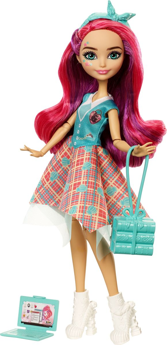 Ever After High Кукла Принцесса-школьница Мишель Мермейд mattel кукла мишель мермейд ever after high