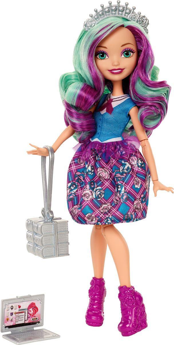 Ever After High Кукла Принцесса-школьница Мэдлин Хэттер mattel ever after high dvj23 большая кукла принцесса