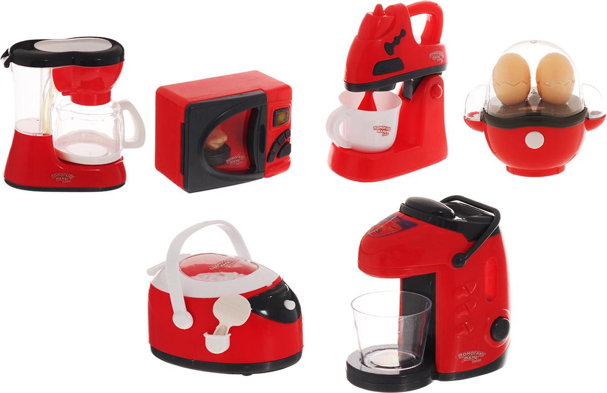ABtoys Игрушечный набор Кухонная техника PT-00665 - Сюжетно-ролевые игрушки