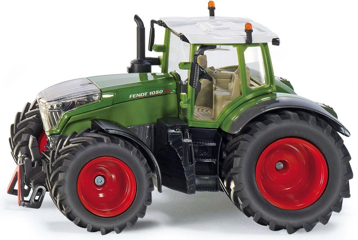 Siku Трактор Fendt 1050 Vario на трактор т 40 где кабину