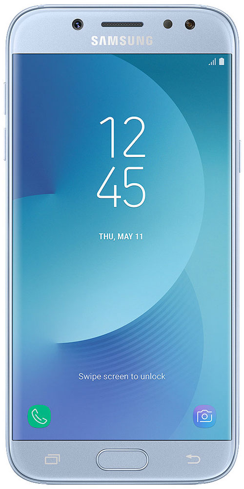 Samsung SM-J530F Galaxy J5 (2017), Light Blue