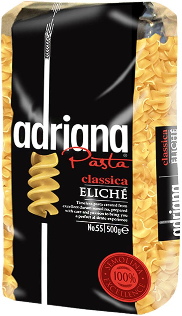 Adriana Eliche Classica паста, 500 г adriana pasta spaghetti express 2 minuti паста 500 г