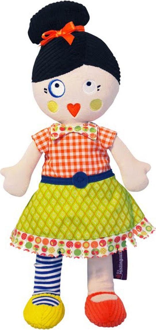 Deglingos Мягкая кукла Mistinguette Henriette deglingos baby мягкая игрушка собачка nanos