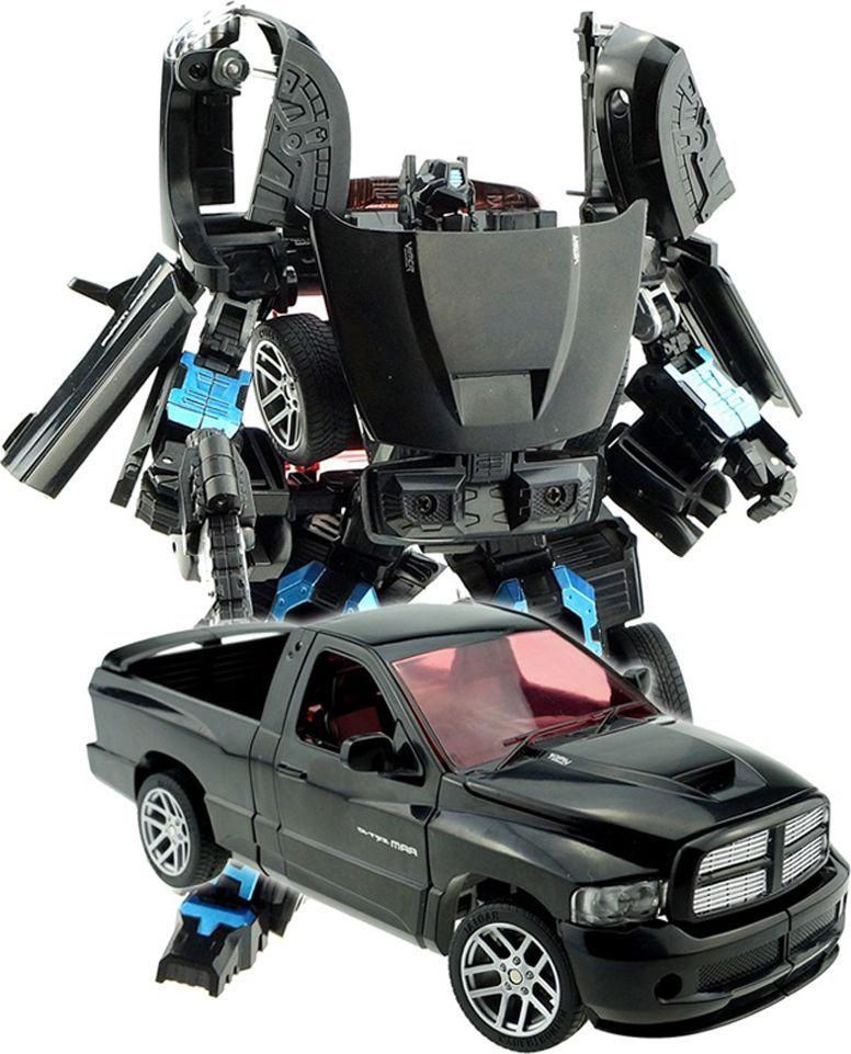 Склад уникальных товаров Робот-трансформер Пикап XXL склад уникальных товаров робот трансформер багги с пушкой m цвет черный зеленый коричневый