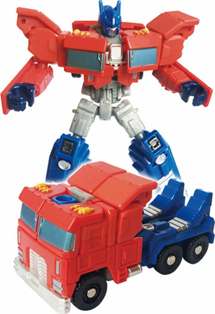 Город игр Робот-трансформер Тягач M робот трансформер mengbadi 106 blue