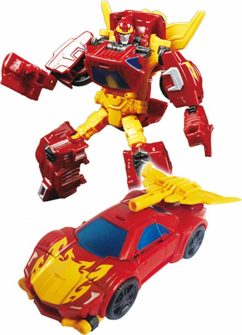 Город игр Робот-трансформер Спорткар M спорткар 226327