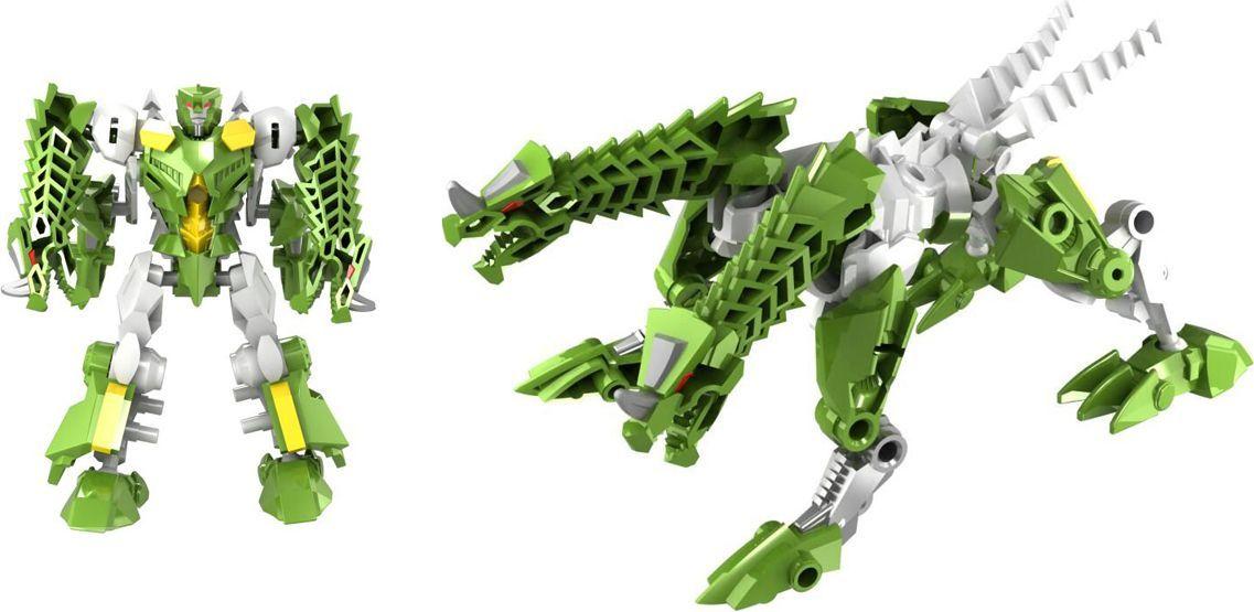 Город игр Робот-трансформер Дракон цвет зеленый вцспс зеленый город путевку