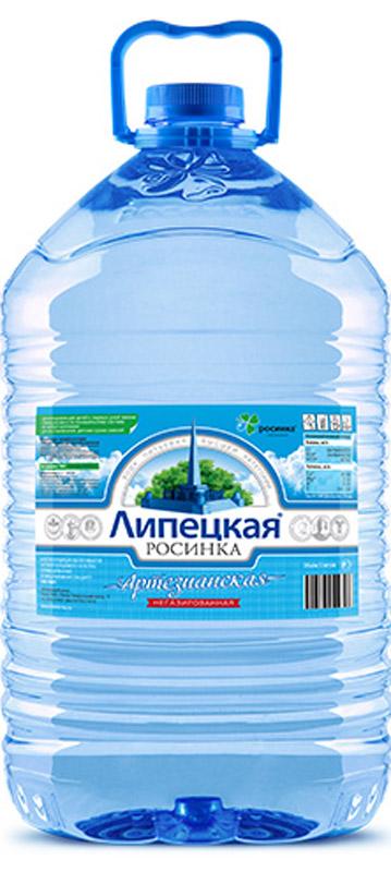 Липецкая Росинка лайт вода негазированая, 5 л термос росинка рос 204