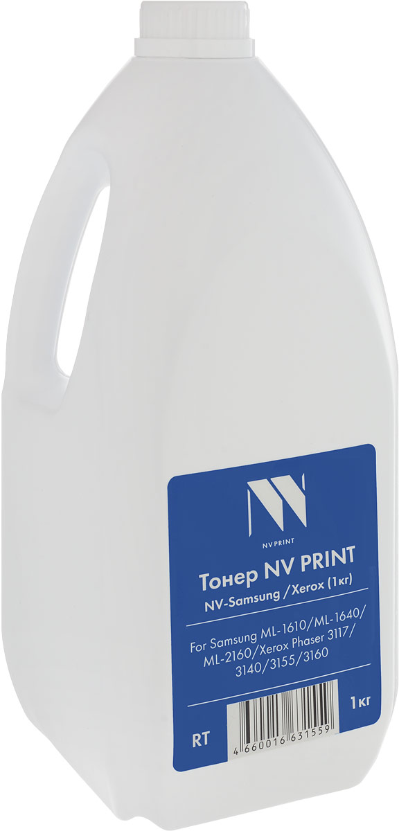 NV Print NV-Samsung/Xerox, Black тонер для лазерных картриджей Samsung/Xerox картридж nv print для samsung sl m2620 2820 2870 3000k nv mltd115l