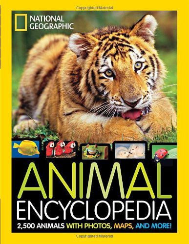 Zakazat.ru National Geographic Animal Encyclopedia