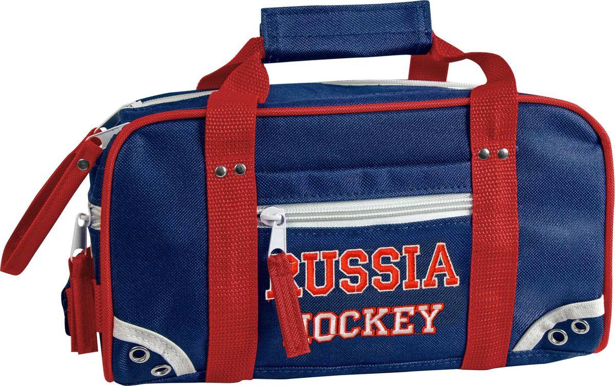 Мини-баул Atributika & Club  Россия , цвет: синий, красный, 5,5 л. 183650 - Хоккейные клубы