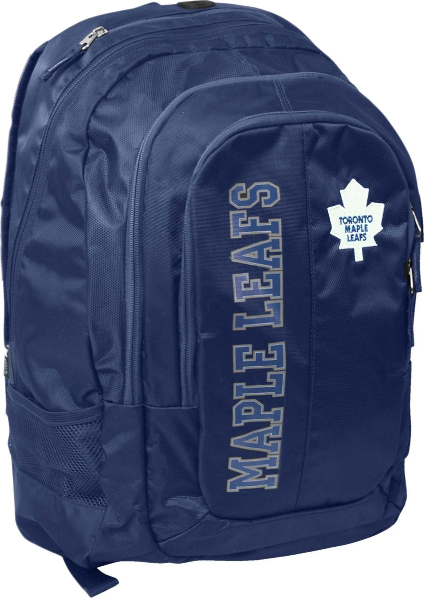 "Рюкзак Atributika & Club ""Toronto Maple Leafs"", цвет: синий, 25 л. 58044"