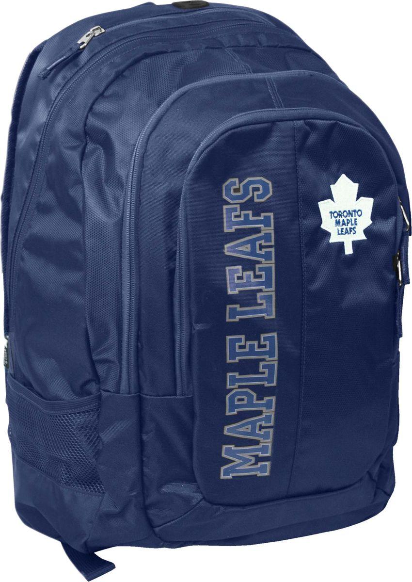 Рюкзак Atributika & Club  Toronto Maple Leafs , цвет: синий, 25 л. 58044 - Хоккейные клубы