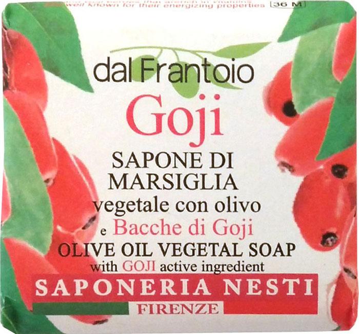 Nesti Dante Мыло Goji Годжи, 100 г nesti dante мыло lavil white laundry soap лавил 2 х 250 г
