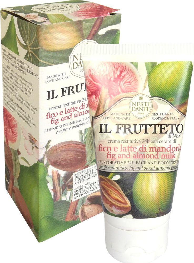 Nesti Dante Крем для лица и тела Fig and Almond Milk Инжир и миндальное молоко, 150 мл - Для мамы
