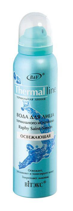 Витэкс Вода для лица Thermal Line/Термальная линия RaphySaint-Simon освежающая, 150 мл термальная вода освежающая и увлажняющая 125 мл