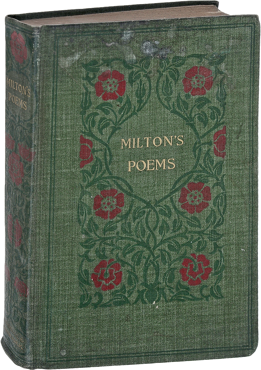 The Poetical Works of John Milton цена и фото