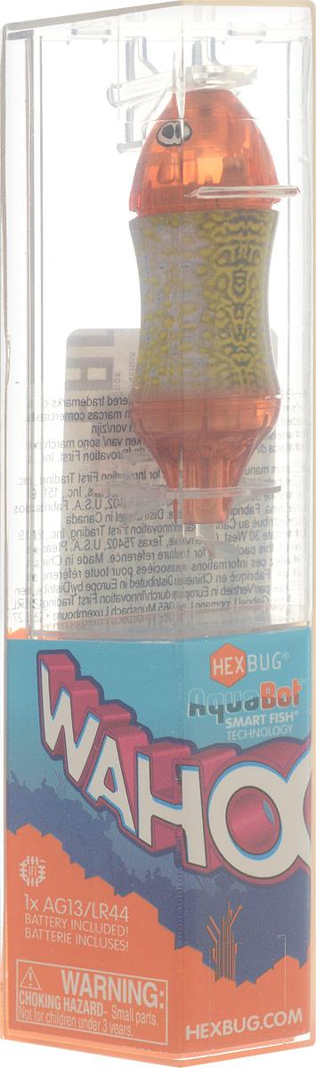 Hexbug Микро-робот Aquabot Wahoo цвет оранжевый желтый