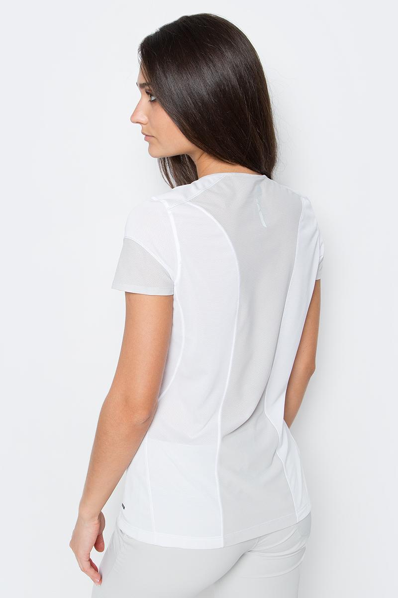 Легкая дышащая футболка Salomon Trail Runner SS Tee обеспечивает комфорт, а материал с добавлением бамбукового угля предотвращает появление неприятного запаха. Модель с круглым вырезом горловины имеет короткие рукава.