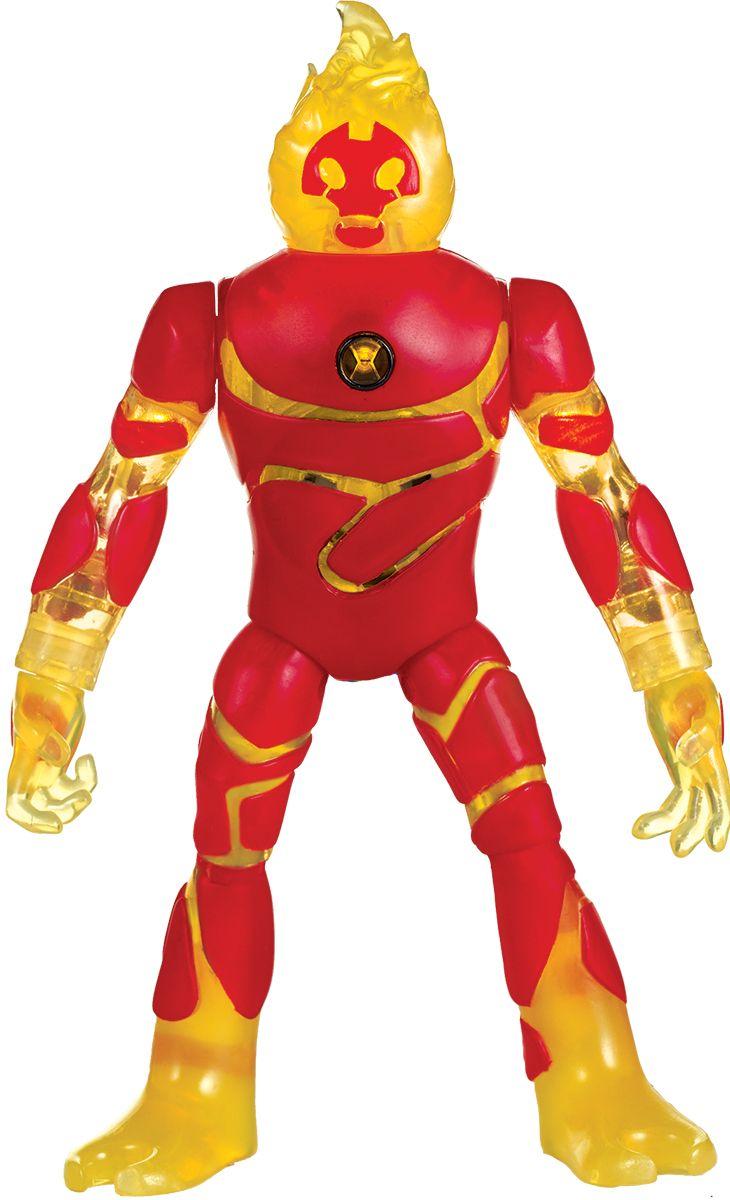 Ben 10 Фигурка функциональная Человек-огонь 16 см игрушки интерактивные ben 10 ben 10 часы омнитрикс