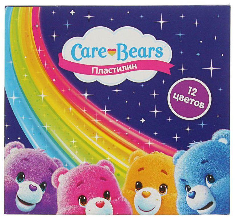 Care Bears Пластилин 12 цветов2373444Яркий и легко размягчающийся пластилин поможет вашему малышу создать множество интересных поделок, а любимые герои мультфильма вдохновят его на новые творческие идеи. Лепить из этого пластилина легко и приятно: он обладает отличными пластичными свойствами, не липнет к рукам, не имеет запаха, его цвета легко смешиваются друг с другом. Создавайте новые цвета и оттенки, фантазируйте, экспериментируйте - это увлекательно и полезно: лепка активно тренирует у ребенка мелкую моторику и умение работать пальчиками, развивает тактильное восприятие формы, веса и фактуры, совершенствует воображение и пространственное мышление. В комплекте 12 цветов. Состав: парафин, петролатум, мел, каолин, красители.