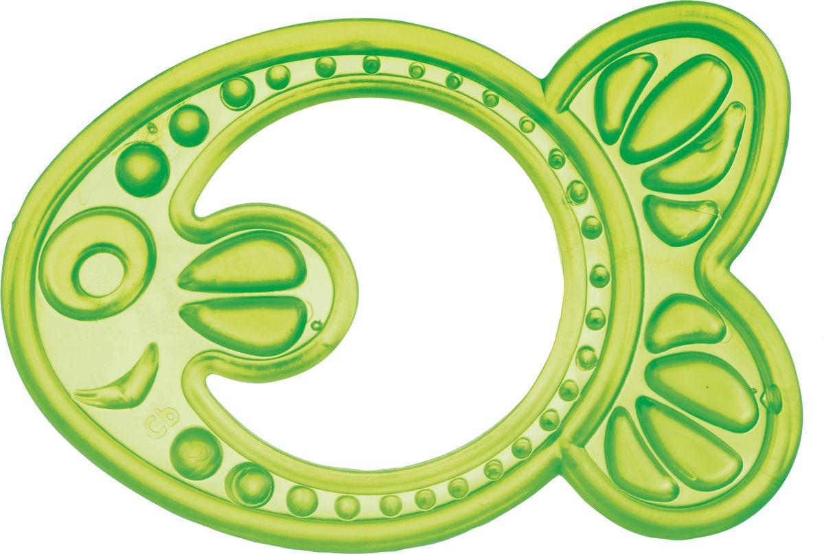 Canpol Babies Прорезыватель Рыбка цвет зеленый