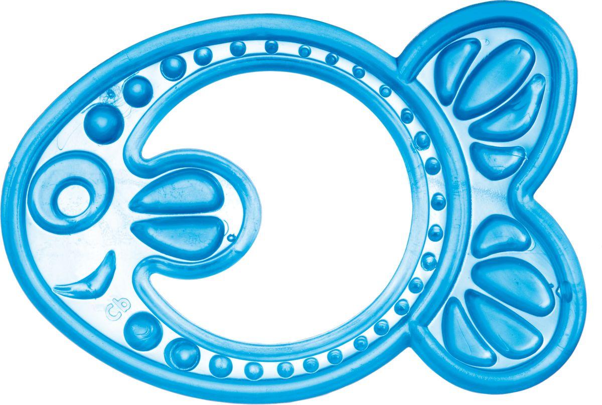 Canpol Babies Прорезыватель Рыбка цвет голубой