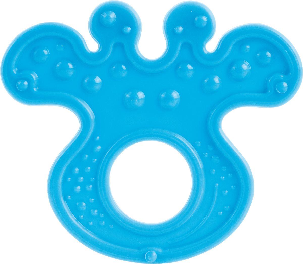 Canpol Babies Прорезыватель Растение цвет голубой canpol babies ножницы детские цвет голубой