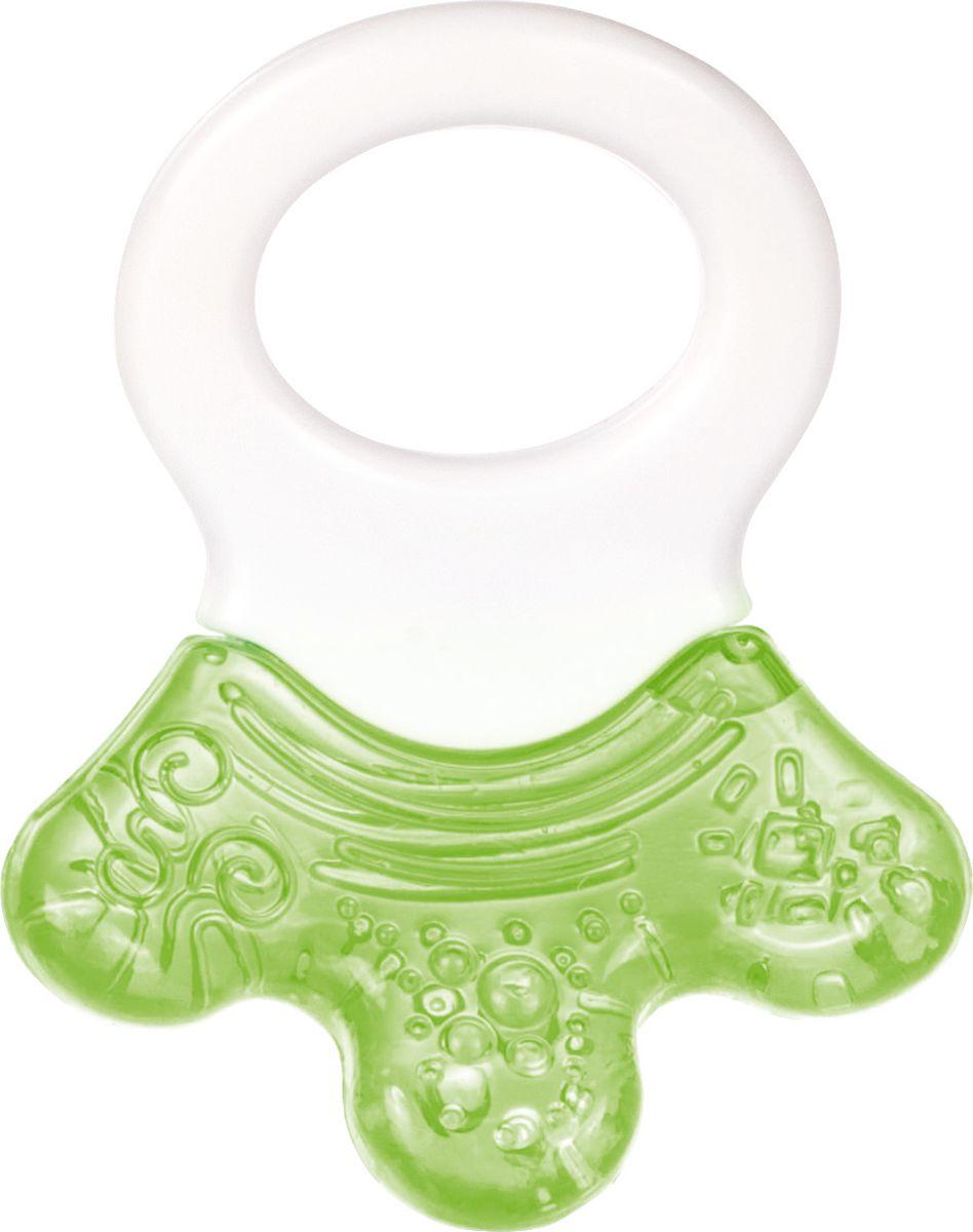 Canpol Babies Прорезыватель-погремушка Лапка цвет зеленый canpol babies прорезыватель водный с погремушкой лапка 0 canpol babies розовый