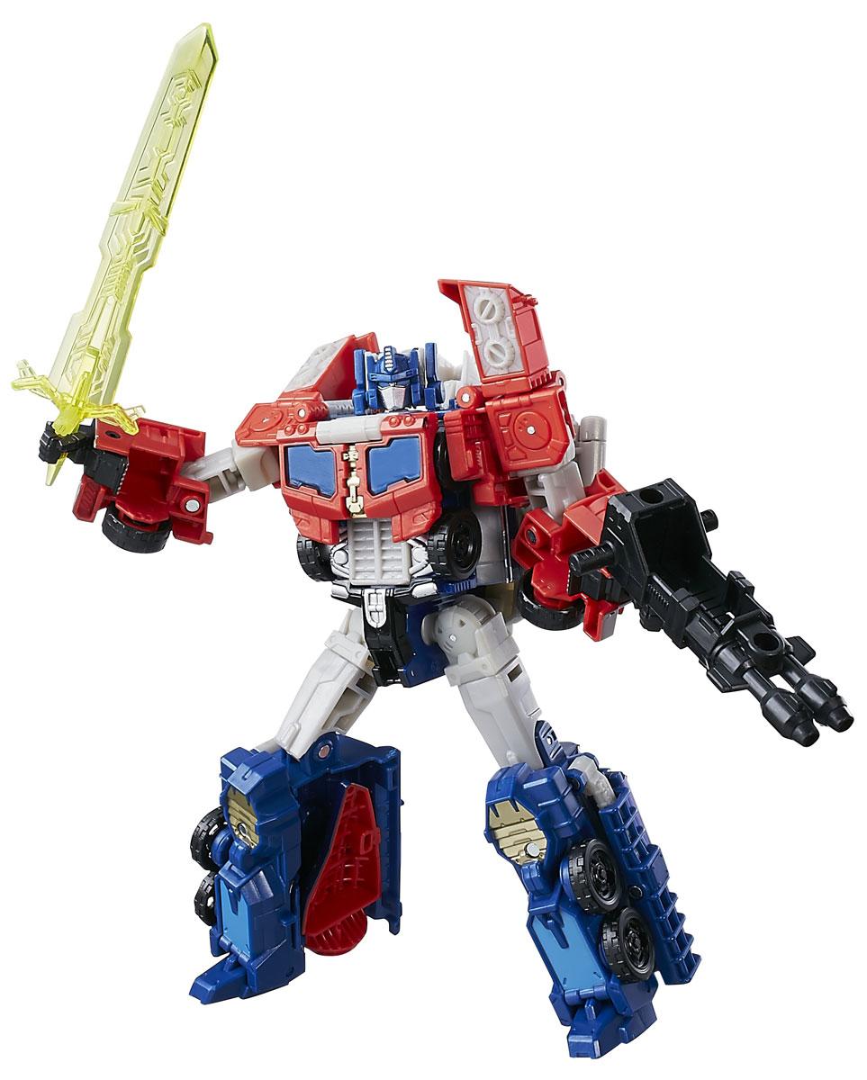 Transformers Трансформер Diac & Optimus Prime - Фигурки
