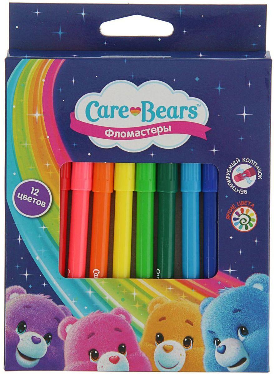 Росмэн Набор фломастеров Care Bears 12 цветов2331313Изделия данной категории необходимы любому человеку независимо от рода его деятельности. У нас представлен широкий ассортимент товаров для учеников, студентов, офисных сотрудников и руководителей, а также товары для творчества.