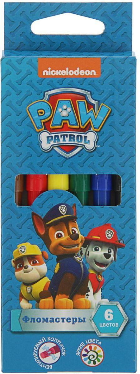 Paw Patrol Набор фломастеров 6 цветов2331320Изделия данной категории необходимы любому человеку независимо от рода его деятельности. У нас представлен широкий ассортимент товаров для учеников, студентов, офисных сотрудников и руководителей, а также товары для творчества.