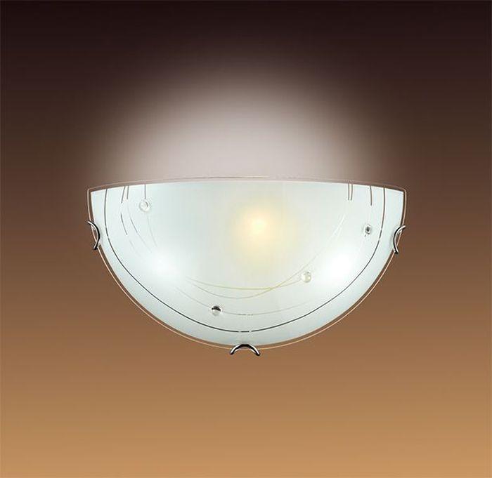 Cветильник настенный Sonex Storza White, 1 х E27, 100W. 046046