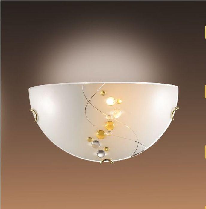 Cветильник настенный Sonex Barli, 1 х E27, 100W. 007007