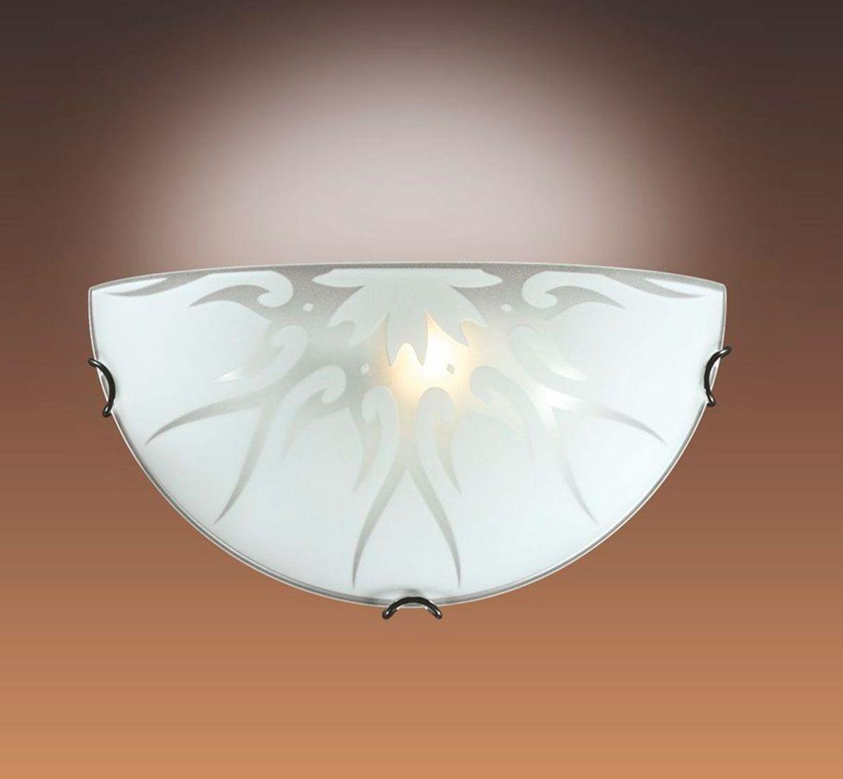 Cветильник настенный Sonex Nori, 1 х E27, 100W. 050050