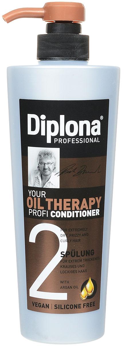 Diplona Professional Кондиционер Your Oil Therapy Profi, для экстремально сухих и безжизненных волос, 600 мл095208Уважаемые клиенты! Обращаем ваше внимание на возможные изменения в дизайне упаковки. Качественные характеристики товара остаются неизменными. Поставка осуществляется в зависимости от наличия на складе.