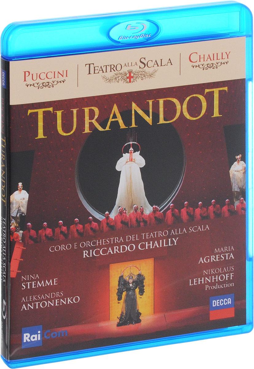 Riccardo Chailly. Puccini: Turandot (Blu-ray) спецодежда pang zhe pz036