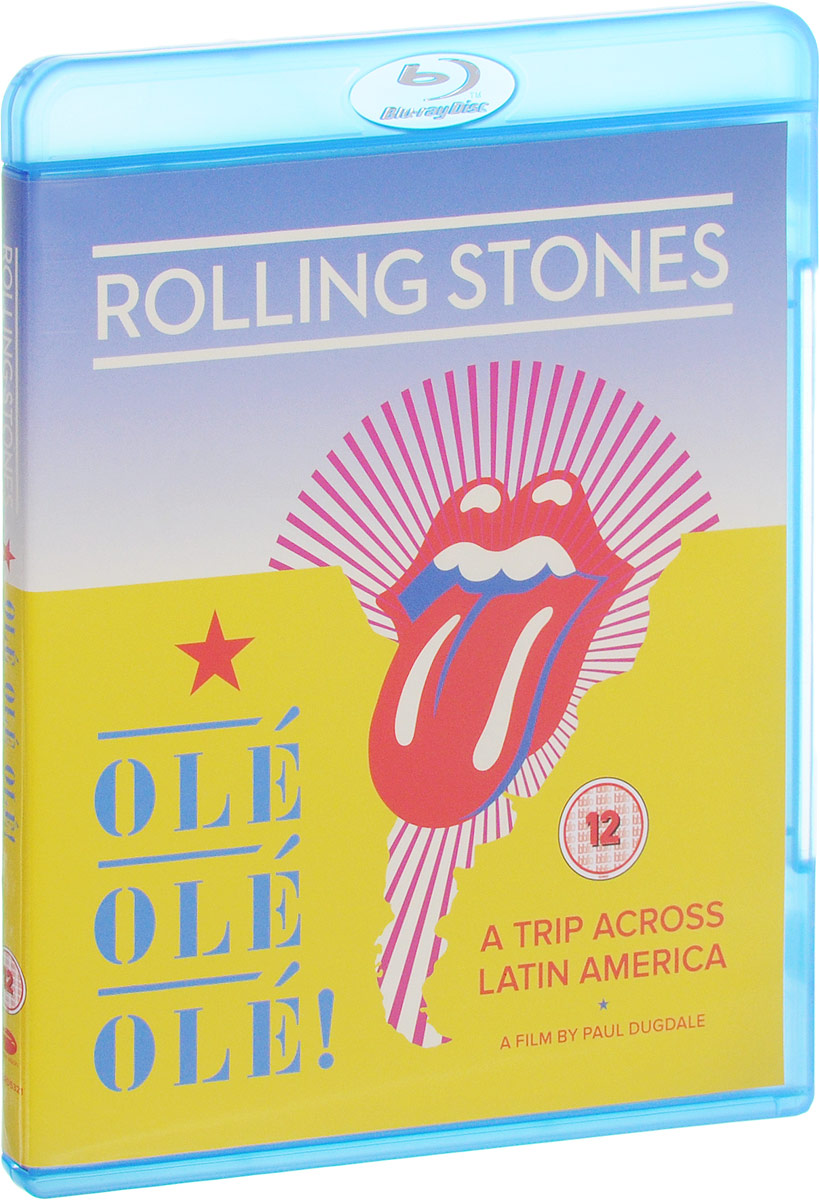 The Rolling Stones: Ole Ole Ole!: A Trip Across Latin America (Blu-ray) erin o connor e mothers making latin america gender households and politics since 1825