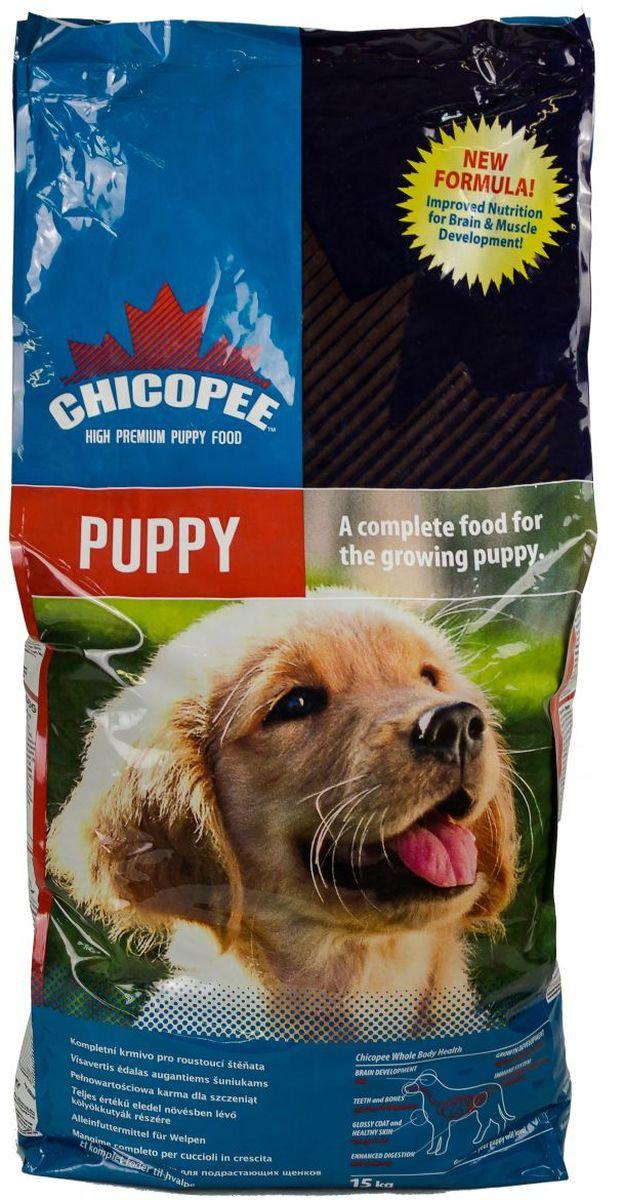 Корм сухой Chicopee для щенков всех пород, с курицей, 15 кг55660015Основой питания собаки на протяжении первого года жизни должен быть комплекс питательных веществ, обеспечивающих нормальное функционирование растущего организма. Учитывая эту особенность, компания Chicopee разработала корм, предназначенный для щенков всех пород, независимо от их размера и уровня активности.Поскольку белок - это главный строительный элемент для организма собаки, развития ее костей, сильной мускулатуры, а также роста шерсти и когтей, то главной особенностью данного корма является именно высокое содержание белка в составе муки из мяса домашней птицы, рыбной муки и белкового гидролизата.Особенности состава Chicopee для щенков всех пород:- Витамины группы В, жирные кислоты Омега-3 и Омега-6 способствуют развитию здоровой нервной системы, которая впоследствии отвечает за адекватное поведение собаки, ее способность к обучению и запоминанию, отсутствие агрессии и стремление к коммуникации с сородичами и людьми;- Значительное содержание углеводов в составе злаков обеспечивают молодое животное достаточной энергией на протяжении всего дня;- Рыбий жир способствует формированию кожного и шерстного покрова животного, делая каждый его волос сильным, крепким и блестящим;- Кальций, калий и фосфор обеспечивают формирование костей, суставов, хрящей, а также рост зубов и когтей.Ингредиенты: мука из мяса домашней птицы, кукуруза, жир домашней птицы, pыбная мука, свекловичный жом, pис, пшеничная мука, дробленая пшеница, гидролизат белка, яичный порошок, cемя льна, сухие дрожжи, pыбий жир, xлористый калий, поваренная соль, корень цикория (инулин 0,10%), дрожжевой экстракт (МОS 0,10%).Добавки на 1 кг: витамин A 18,000 ME, витамин D3 1,450 ME, витамин E 180 мг, медь (сульфат меди, пентагидрат) 11 мг, цинк (оксид цинка) 110 мг, цинк (хелат цинка из гидрата аминокислот) 55 мг, йод (йодат кальция обезвоженный) 3.5 мг, селен (селенид натрия) 0,2 мг.Товар сертифицирован.
