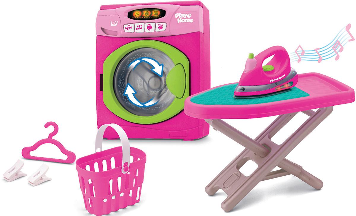 Keenway Игрушечный набор Прачечная - Сюжетно-ролевые игрушки