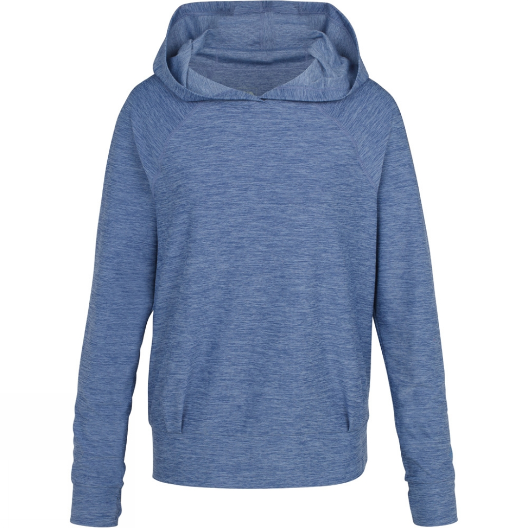 Худи женское The North Face W Motivation Classic Hoodie, цвет: синий. T92V9LHGS. Размер XS (42) худи north pole
