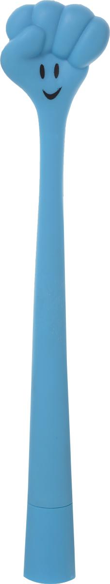 Карамба Ручка шариковая Пальчики Тайсон цвет корпуса голубой карамба ручка шариковая овощи и фрукты томат синяя