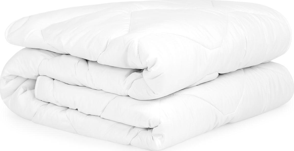 Одеяло Daily by Togas Эвкалипт, наполнитель: полиэфирное волокно, цвет: белый, 200 х 210 см одеяла togas одеяло гелиос 220х240 см