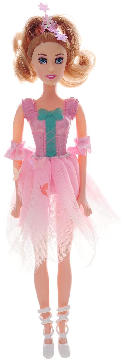 ABtoys Кукла Балерина abtoys кукла зимняя фея сноусторм