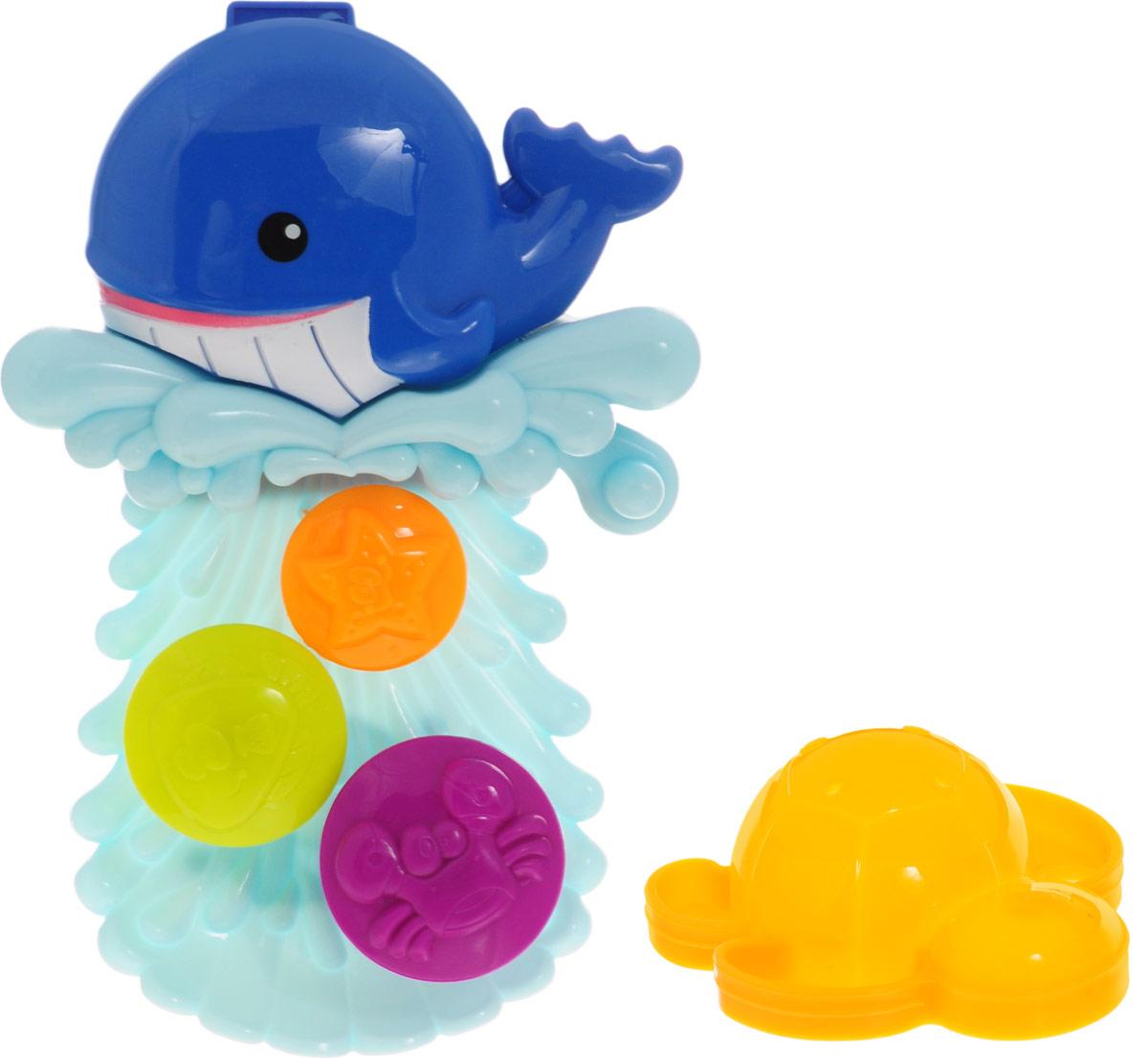 ABtoys Игрушка для ванной Кит-мельница PT-00529 жирафики игрушка для ванной водная мельница