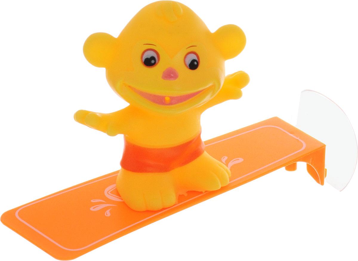 ABtoys Игрушка для ванной Игрушка-брызгалка Обезьянка игрушка