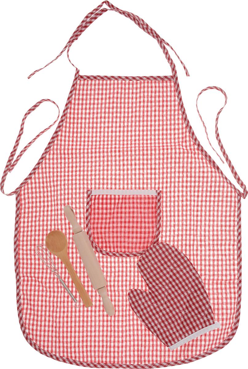 ABtoys Игровой набор Кулинар 5 предметов ролевые игры игруша игровой набор продукты 5 предметов i228e15 1