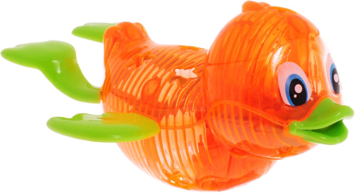 YG Sport Игрушка для ванной Утенок цвет оранжевый